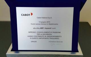 Cabot - ABR IMPIANTI